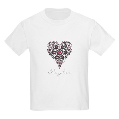CafePress Love Taylor T-Shirt