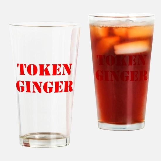 Token Ginger Drinking Glass