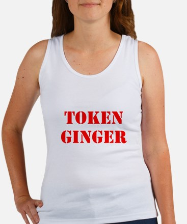 Token Ginger Tank Top