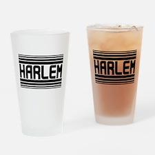 Harlem Drinking Glass