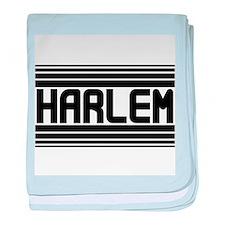 Harlem baby blanket