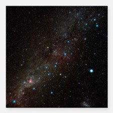 Carina constellation - Square Car Magnet 3