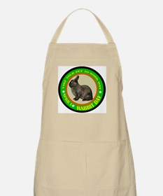 TAKE YOUR RABBIT TO WORK DAY BBQ Apron