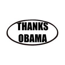 Thanks Obama Patches