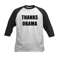 Thanks Obama Baseball Jersey
