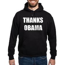 Thanks Obama Hoodie
