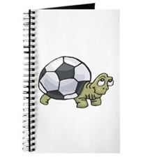Soccerball Turtle Journal