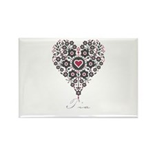Love Tia Rectangle Magnet (10 pack)