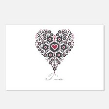 Love Tia Postcards (Package of 8)