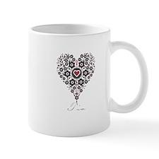 Love Tia Small Mugs