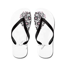 Love Tiffany Flip Flops