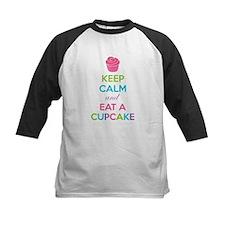 Keep calm and eat a cupcake Tee