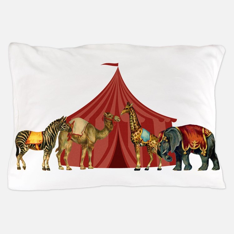 Circus Pillow Case