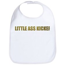 Little Ass Kicker Bib