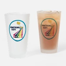 Gemini 8-Armstrong/Scott Drinking Glass
