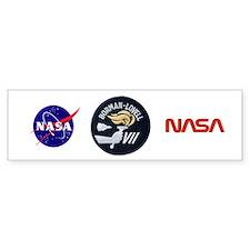 Gemini 7 Borman/Lovell Bumper Sticker