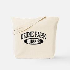 Ozone Park Queens Tote Bag