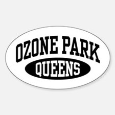 Ozone Park Queens Decal