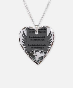 Cute Corrections officer Necklace