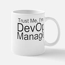 Trust Me, I'm A DevOps Manager Mugs