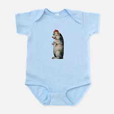 Pig King Infant Bodysuit