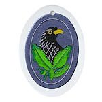 German Sniper Emblem Ornament (Oval)