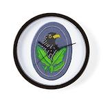 German Sniper Emblem Wall Clock