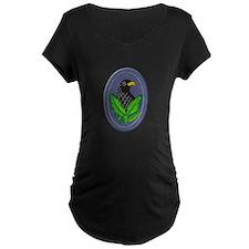 German Sniper Emblem Maternity T-Shirt