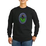 German Long Sleeve T-shirts (Dark)