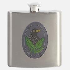 German Sniper Emblem Flask