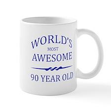 World's Most Awesome 90 Year Old Mug