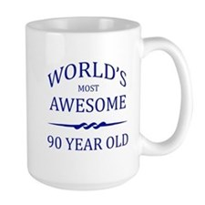 World's Most Awesome 90 Year Old Mug