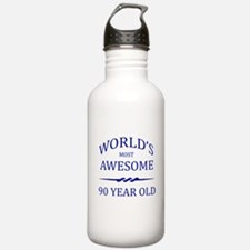 World's Most Awesome 90 Year Old Water Bottle