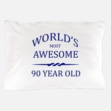 World's Most Awesome 90 Year Old Pillow Case