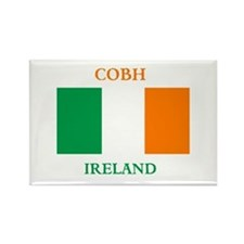 Cobh Ireland Rectangle Magnet