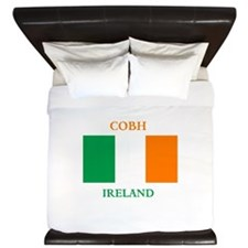 Cobh Ireland King Duvet