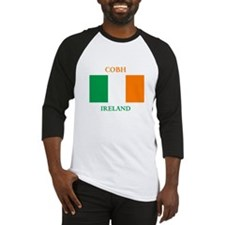 Cobh Ireland Baseball Jersey