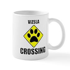Vizsla Crossing Mug