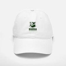 Retro Green Eagles Baseball Baseball Cap