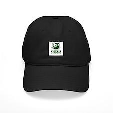 Retro Green Eagles Baseball Hat