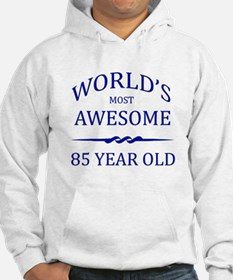 World's Most Awesome 85 Year Old Hoodie