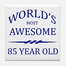 World's Most Awesome 85 Year Old Tile Coaster
