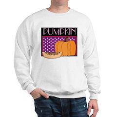 Thanksgiving Pumpkin Sweatshirt