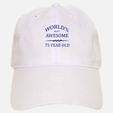 World's Most Awesome 75 Year Old Hat