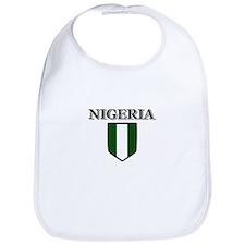 Nigerian shield Bib