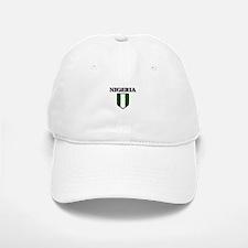 Nigerian shield Baseball Baseball Cap