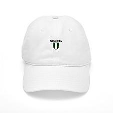 Nigerian shield Baseball Cap