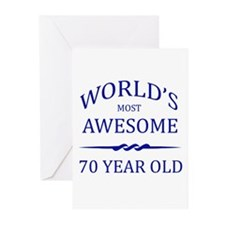 World's Most Awesome 75 Year Old Greeting Cards (P