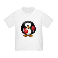 Lovely Valentine Penguin T