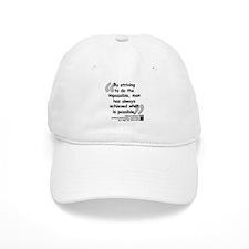 Bakunin Possible Quote Baseball Cap